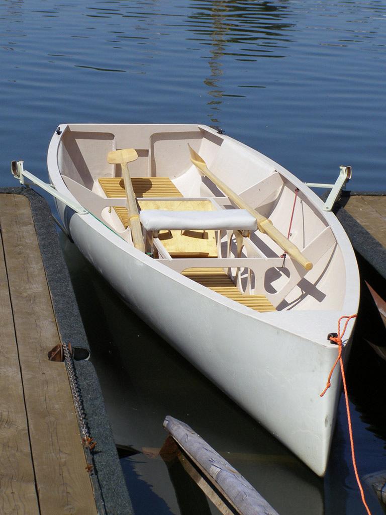 информация о гребных лодках
